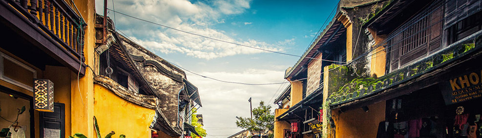 OLD QUARTER, VIETNAM